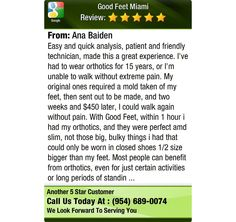 Easy and quick analysis, patient and friendly technician,  made this a great experience. ...