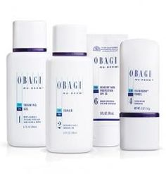 Skin Care RX to buy:  Obagi Nu-Derm Oily Skin Bundle