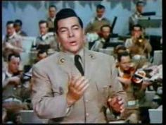 Mario Lanza in his 1952 film Because You're Mine singing Augustine Lara's Granada.