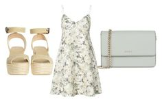 """""""Untitled #8"""" by emma-rose-tokach on Polyvore featuring Zimmermann, Castañer and DKNY"""