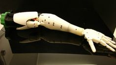 3d printed prosthetic hand   ... 3D printing files, on his public blog. Currently without a torso or