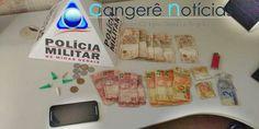 Mulher é presa por tráfico de drogas em Campos Gerais-MG