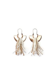 TELA EARRINGS / Stone & Honey