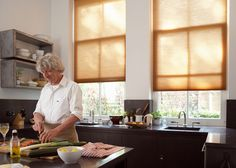 Duette® Shades filter up to 99% of the sun's harmful UV rays, protecting your interior from fading.