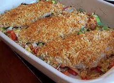 Easy Baked Tilapia Recipe - Panlasang Pinoy Recipes | Filipino Recipes