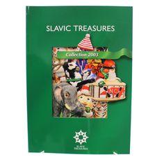 Slavic Treasures Ornament Collection 2003 Catalog Catalog