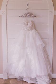 Wedding dress display!