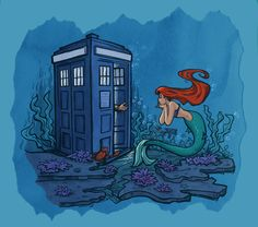 Doctor Who meets Disney!