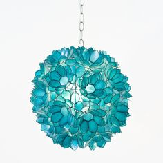 Worlds Away Venus Pendant-Turquoise