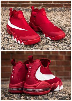 Nike Big Swoosh Charles Barkley: University Red