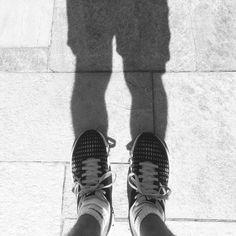 Saindo atrasado pro treino mas ainda em tempo! Bora correr?? Bom dia e excelente fim de semana!! #acordapracorrer