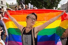 Rainbow flag. #pride #LGBT