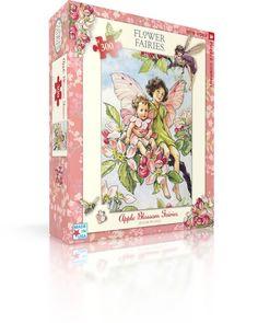 Apple Blossom Fairies