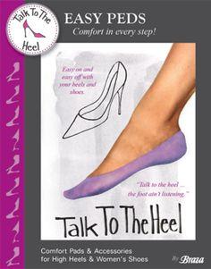 Braza Easy Peds Foot Socks  #footsocks #comfort #peds