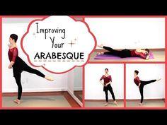 Improving Your Arabesque | Kathryn Morgan