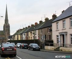 Roche's Road in Wexford Town. Named after Fr. James Roche, who spearheaded the…