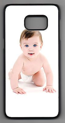 PERSONALISED Single Photo or Photo Collage Case Galaxy Note 5 Edge & S6 Edge+