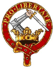 The Clan Wallace Society Worldwide-- website
