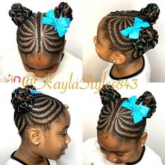 Children's Braids and Buns! Booking Link In Bio! Children's Braids and Buns! Booking Link In Bio! Little Girls Natural Hairstyles, Little Girl Braid Hairstyles, Toddler Braided Hairstyles, Toddler Braids, Black Kids Hairstyles, Little Girl Braids, Baby Girl Hairstyles, Black Girl Braids, Braids For Kids