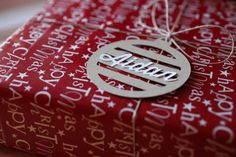 Tutorial - Make Christmas Tags with the Cameo by Cathy Zielske