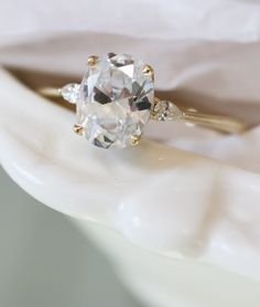 her custom gallery Ring Designs, Engagement Rings, Gallery, Pretty, Jewellery, Fashion, Rings For Engagement, Wedding Rings, Jewelery