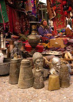 Türkmenistan'da Çarşı Pazar