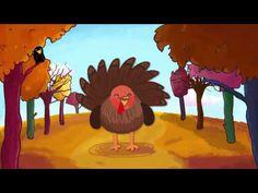 Turkey Hokey Pokey | Thanksgiving Songs for Kids | The Kiboomers