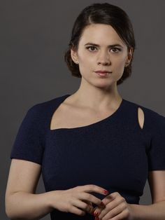 Hayley Atwell stars in the new series Conviction (2016)