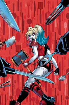 Harley Quinn No. 15 Cover