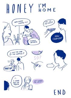 These Comics Prove That Every Relationship Is Both Beautiful And Painful