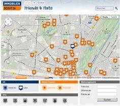 Friends & Flats – die soziale Wohnungssuche | 21.2.2012