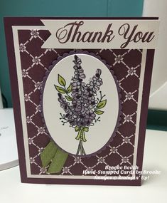 Stampin' Up! Lots of Lavender (Sale-a-Bration)