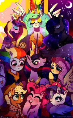 Forgotten_rabbit — Thanks for everything my little ponies. My Little Pony Characters, My Little Pony Comic, My Little Pony Drawing, My Little Pony Pictures, Princesa Twilight Sparkle, Baby Pony, Imagenes My Little Pony, Little Poni, Mlp Pony
