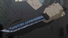 Have You Heard of or Seen DanMachi? Well This Guy Made Bell's Knife in Real Life and it Glows!