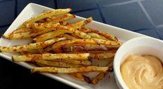 Mennonite Girls Can Cook: Baked Potato Sticks
