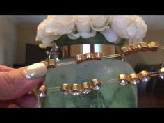 """Premier Designs Jewelry by Julie Tussey-YouTube  """"Hollywood"""" Ring, """"Superb"""" Bracelet. ❤"""
