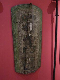 1480 - St Catherine - parade shield