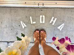 ハワイ♡フォトジェニックな9日間の旅 - 1日目|旅MUSE - 大人の女性のための海外旅行専門WEBマガジン Painted Floors, Oahu Hawaii, Hawaiian, Handmade, Wallpapers, Island, Vacation, Collection, Beach