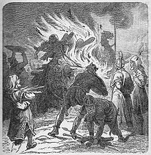 Sigurd Hring-- (Old Norse: Sigurðr Hringr (Hringr meaning 'Ring')) (fl.ca 750) was a legendary Swedish king mentioned in many old Scandinavian sagas. According to Bósa saga ok Herrauds, there was once a saga on Sigurd Hring, but this saga is now lost. In the old sources, he is notable for winning the Battle of the Brávellir against Harald Wartooth & for being the father of Ragnar Lodbrok.