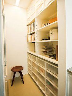 キッチンパントリー 無印良品の達人に学ぶ キッチン収納術|人気のIKEA&無印良品で美部屋を作るコツ!|CREA WEB(クレア ウェブ)
