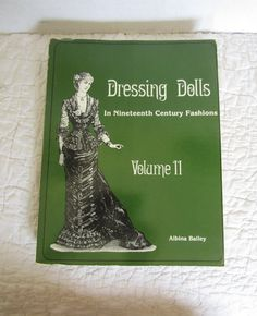 Doll Fashion book Dressing Dolls 1980 by rarefinds4u on Etsy Vintage Photos, Vintage Items, Old Lights, Lace Doilies, Book Show, Over The Moon, Button Crafts, Fashion Books, Paperback Books
