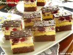 » Prajitura FantasticaCulorile din Farfurie Cake Recipes, Dessert Recipes, Oreo Dessert, Cacao Nibs, Food Cakes, Food Coloring, Delicious Desserts, Sweet Tooth, Cheesecake