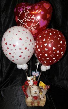 Candy Boquets, Candy Bouquet Diy, Valentine Bouquet, Diy Bouquet, Balloon Bouquet, Balloon Display, Balloon Gift, Balloon Decorations, Balloon Basket