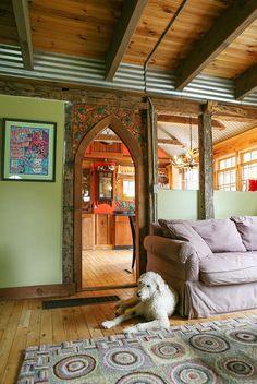 David and Jennifer's Handmade Home
