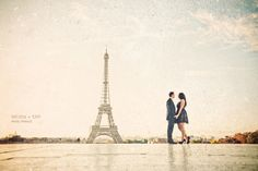The city of love!