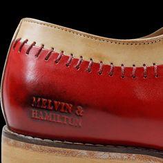 6850b8b480d1 Clark 2 Baby Brio Red Beige LS   Melvin   Hamilton Oxford Schuhe, Clarks,