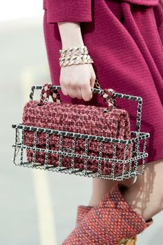 CHANEL: Fall-Winter 2014.15 Collection Paris Fashion Week