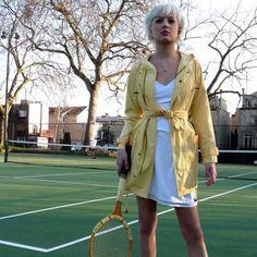 Fab.com | Mirabel Jacket Lemon