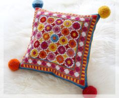 Vintage Pillows and Embroidery | 10+ ideas on Pinterest