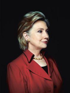 Hillary Clinton während ihrer Zeit als US-Außenministerin, Washington, D.C.